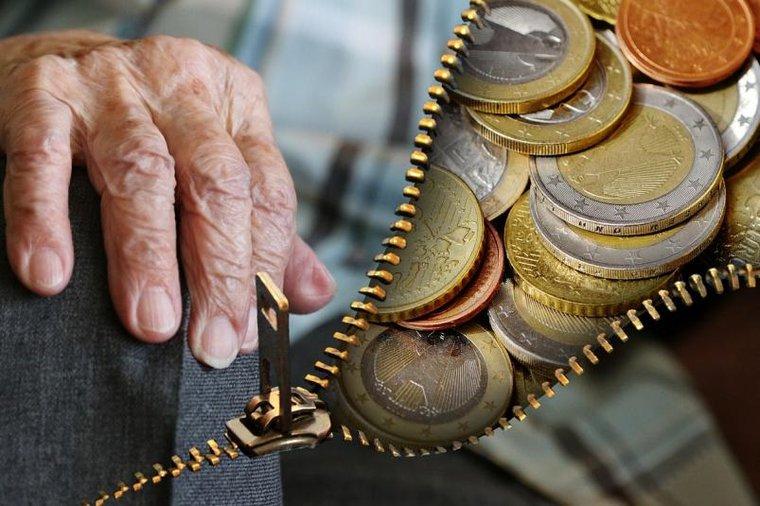 Пенсии во Франции индексированы не будут