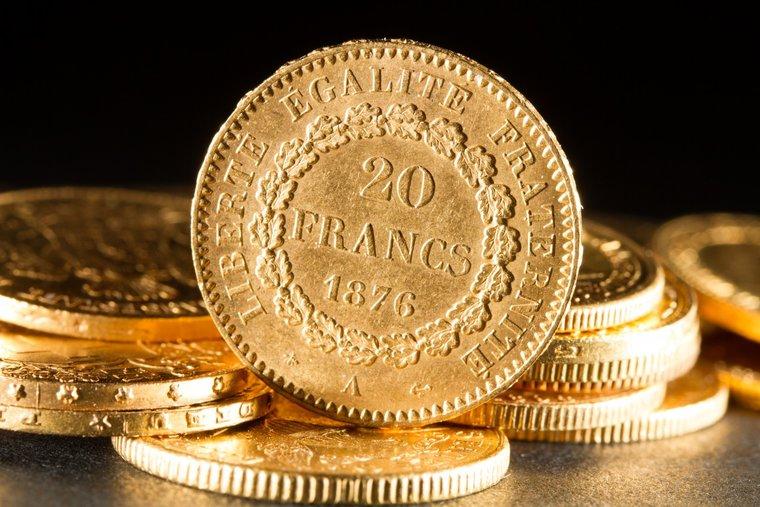 Некоторые факты из истории старинных французских монет