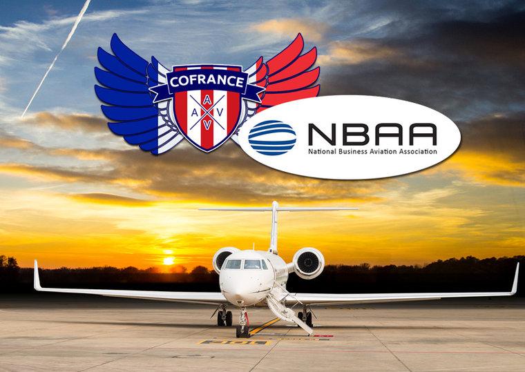 Компания Cofrance Sarl стала членом NBAA